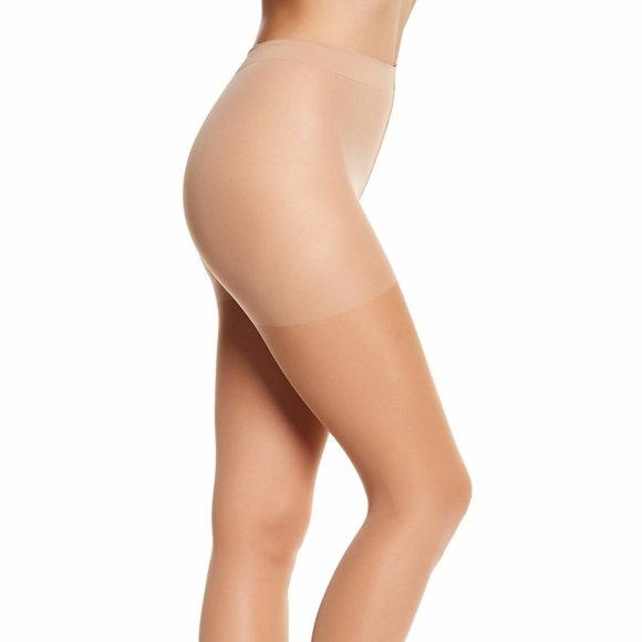 0cd2fb235e0 Wolford Miss W 40 Light Support Tights Gobi Nude M